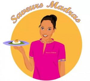 Saveurs Madras Logo
